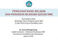 Penilaian dan Ijazah SMK 2016.pdf