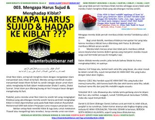 ! kenapa sujud & hadap kiblat - www.islamterbuktibenar.net.pdf