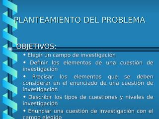 Dra Lourdes Dávalos - PLANT PROBLEMA.ppt