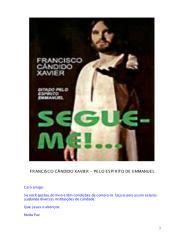 Chico Xavier - Segue-me - Emmanuel.pdf