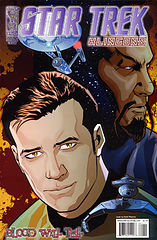 Star Trek - Klingons - Blood Will Tell 01 (IV-07) [English Version].cbr