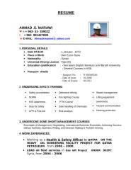 Ahmad C.V2009 Revised1.doc