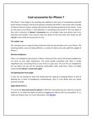 Cool accessories for iPhone 7.pdf