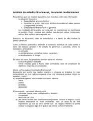 Análisis de estados financieros  Ratios.docx