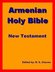 Armenian Holy Bible New Testamen- Armênia.pdf