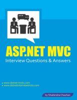 ASP.NET MVC Interview Questions & Answers - By Shailendra Chauhan.pdf