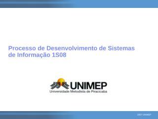 Processo de Desenvolvimento de Sistemas de Informação1S0.ppt