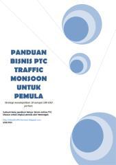 PANDUAN BISNIS PTC UNTUK PEMULA TARGET 10 USD - 100 USD PERHARI v1.0.pdf