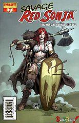 savage red sonja - rainha das ruínas geladas #01 [de 4].cbr