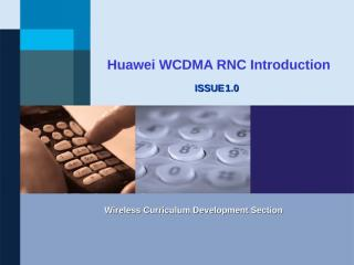 A9 Huawei WCDMA RNC Introduction.ppt