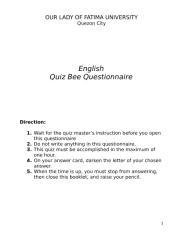 Quizbee.doc