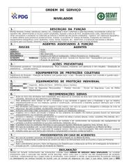 16 O.S - Nivelador..doc