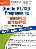 Oracle Pl_Sql Programming In Simple Steps.pdf