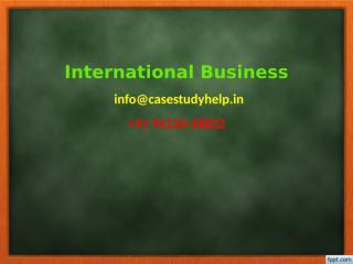 International Business.pptx